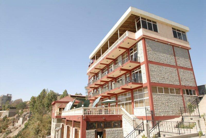 Asham Africa Hotel and Resort