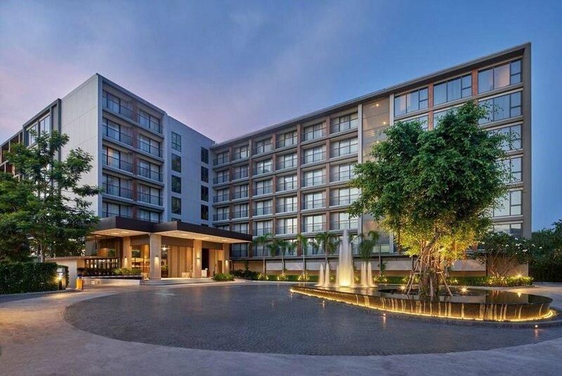 The Park Nine Hotel and Serviced Residence - Suvarnabhumi