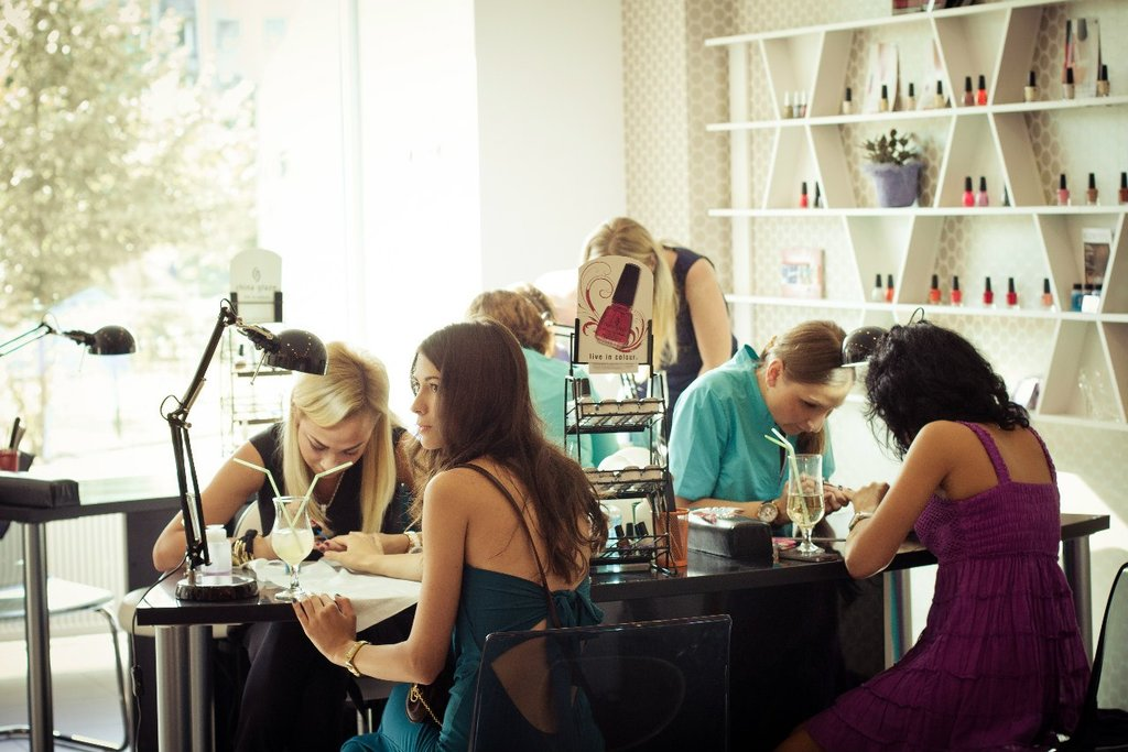 салон красоты — Осипов Имидж студия на Петроградской — Санкт-Петербург, фото №2