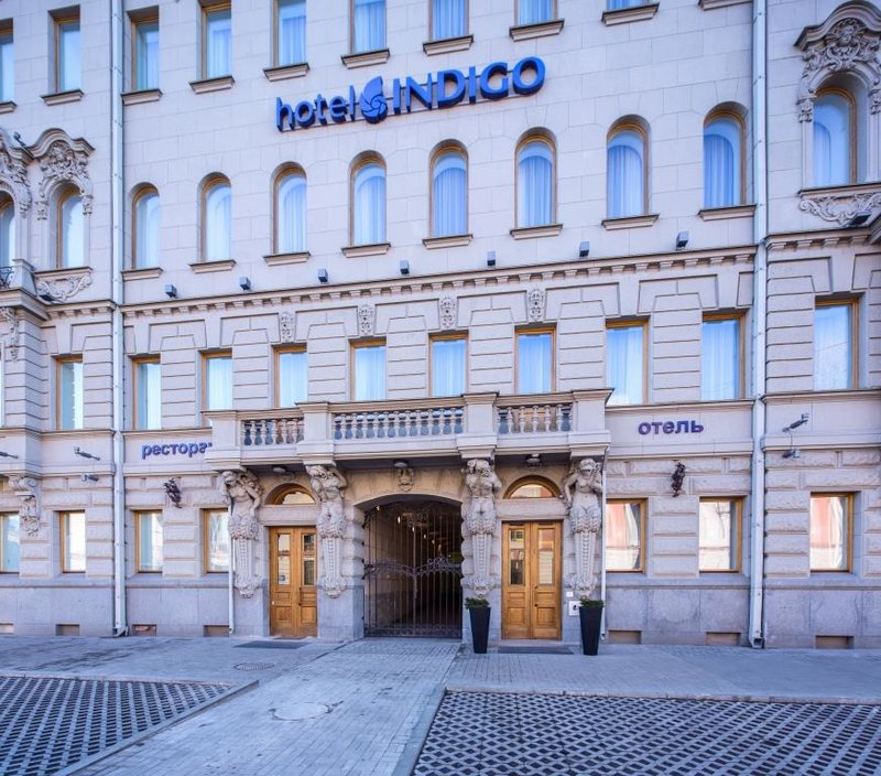 Indigo St. Petersburg-Tchaikovskogo