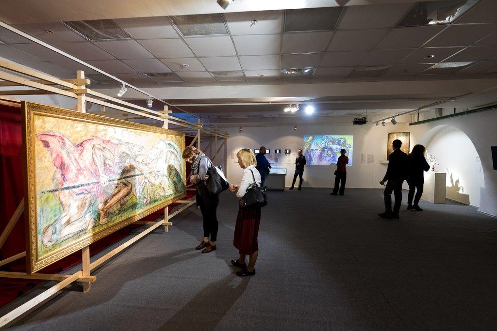 музей — Музей Москвы — Москва, фото №1