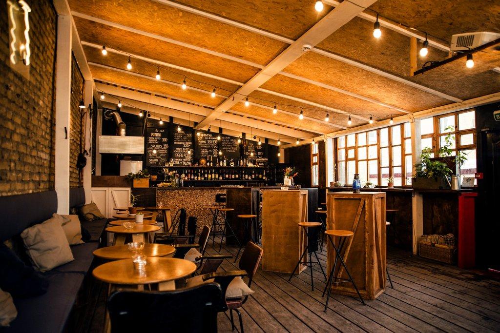 pub, bar — Do Immigration — Saint Petersburg, фото №1