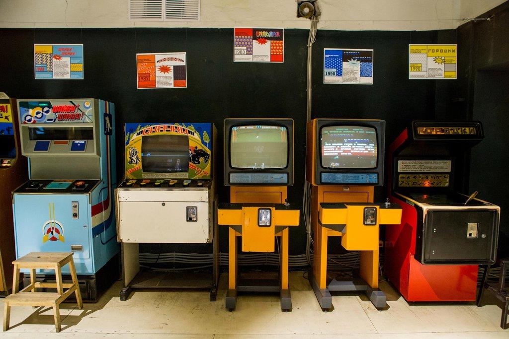 телефон автоматы на советские игровые