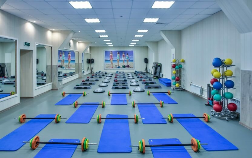 fitness club — Fitness Sssr — Moscow, фото №10