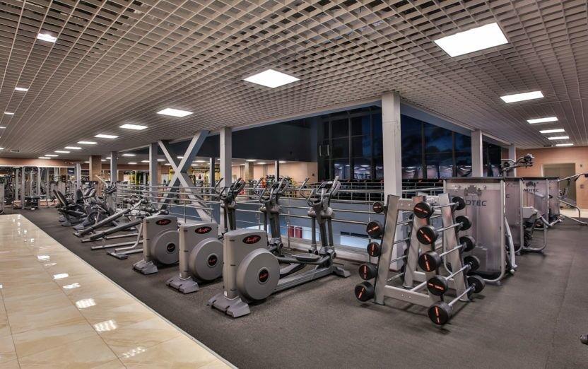 fitness club — Fitness Sssr — Moscow, фото №4