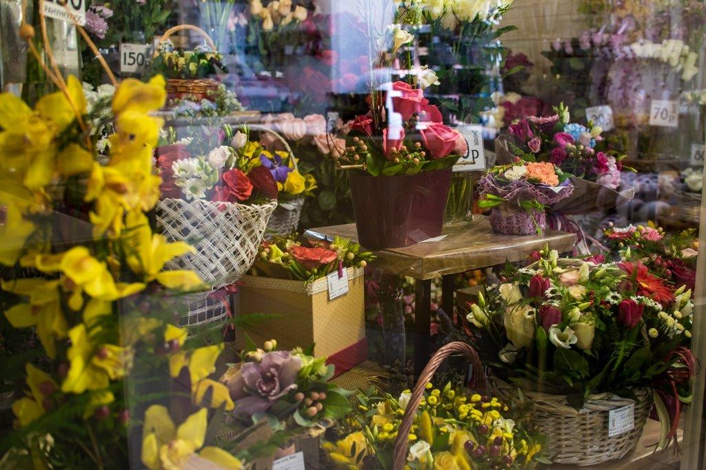 Барнаул магазин цветы для вас