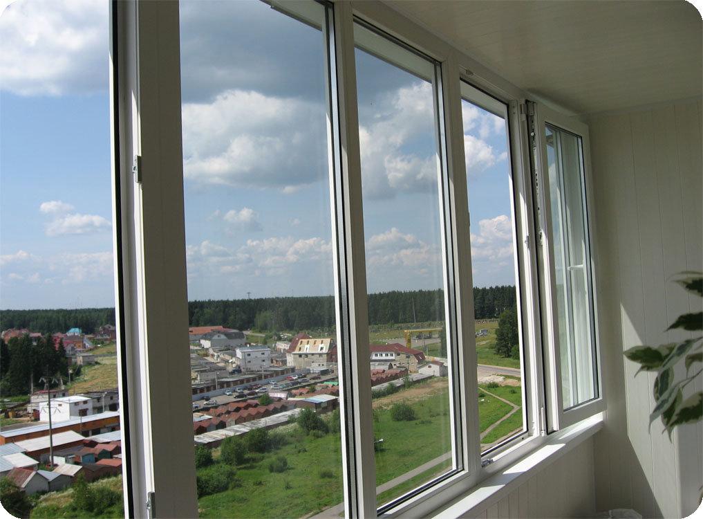 остекление балконов и лоджий — Балкон Дизайн — Казань, фото №1