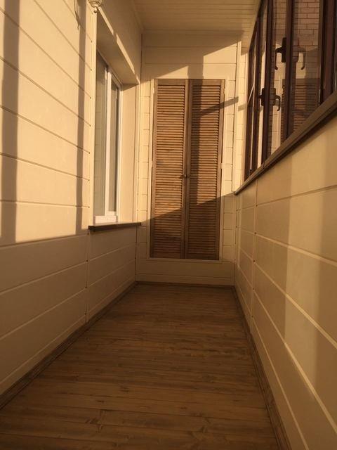 остекление балконов и лоджий — Балкон Дизайн — Казань, фото №3