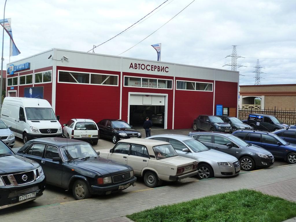 автосервис, автотехцентр — H2O Auto Одинцово — Москва и Московская область, фото №1