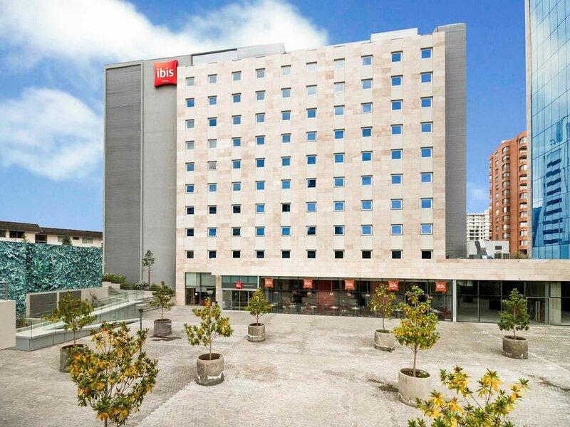 Ibis Santiago Las Condes Manquehue Hotel