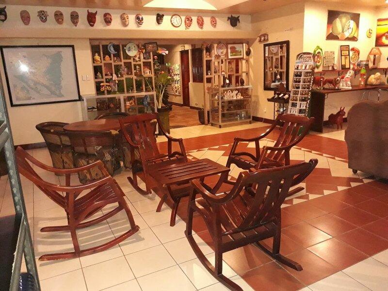 Art Hotel Managua Nicaragua
