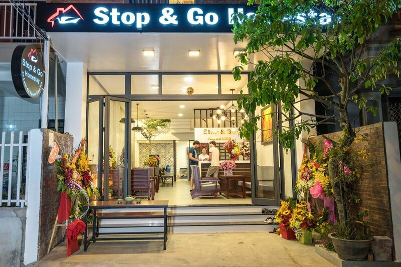 Stop and Go Boutique Homestay in Hue