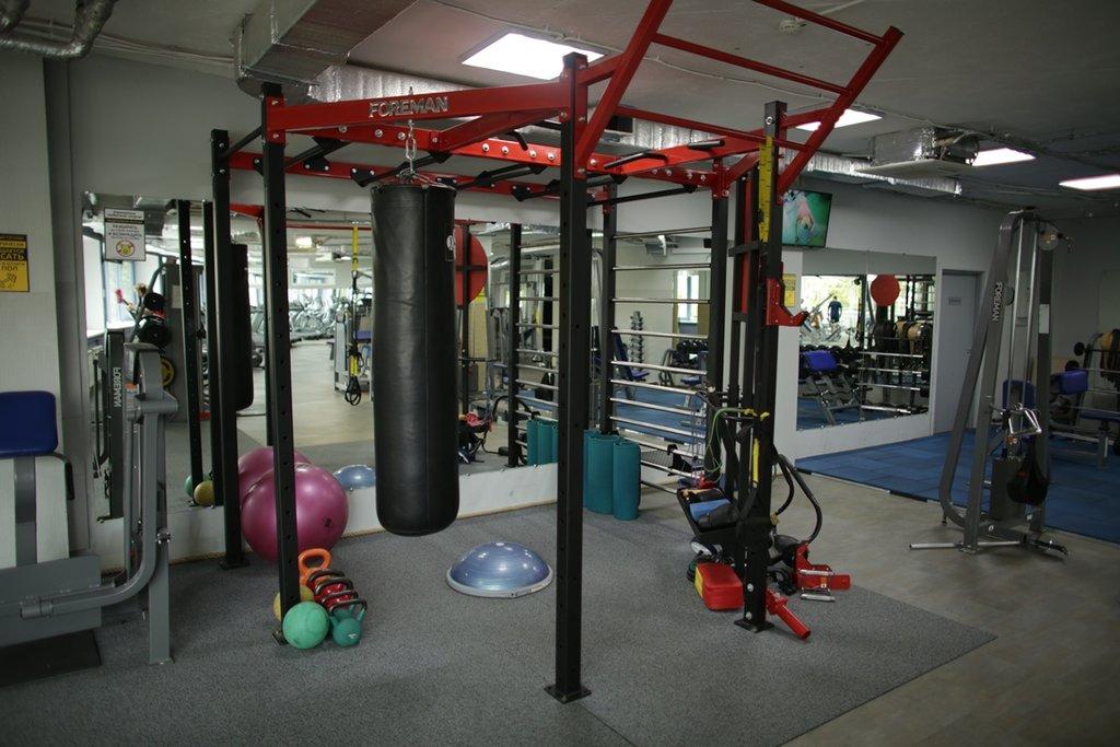 фитнес-клуб — Silver Gym — Одинцово, фото №5