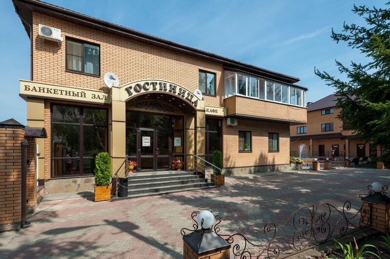 Гостиничный комплекс Щёкино