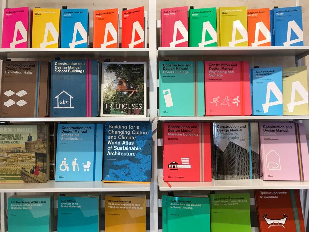 книжный магазин — Магазин музея архитектуры имени А. В. Щусева — Москва, фото №6