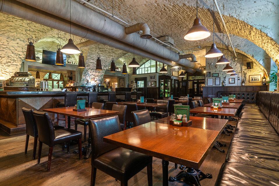 restaurant — Stroganov Steyk Khaus — Saint Petersburg, фото №10