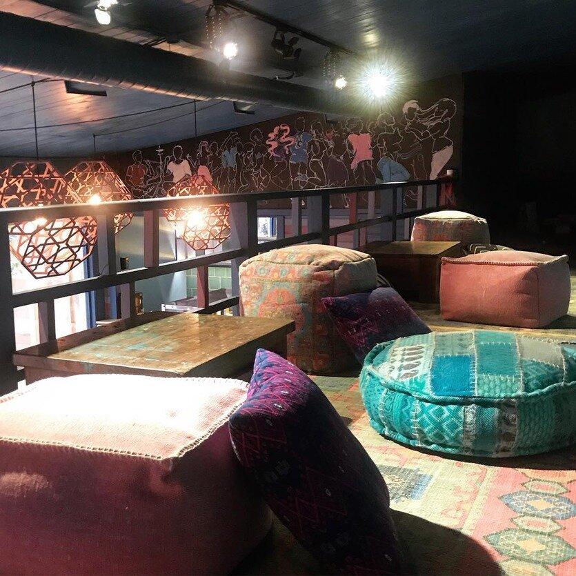 hookah bar — Mya Lounge — Saint Petersburg, фото №1