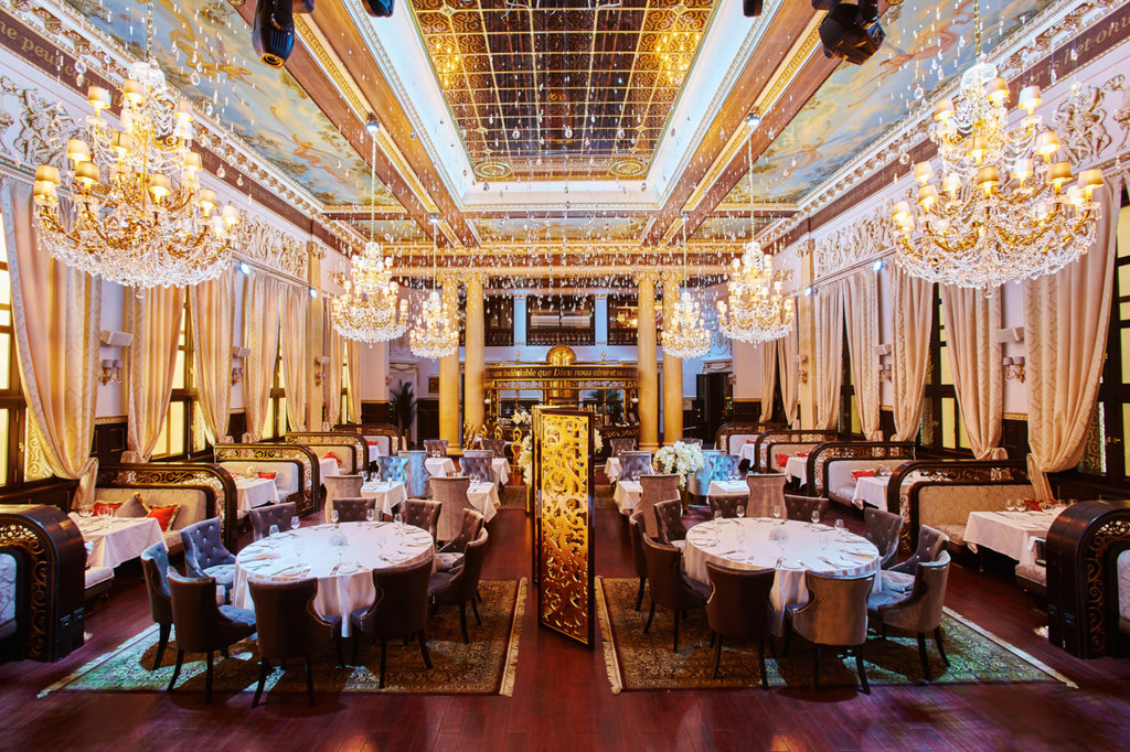 restaurant — Brasserie de metropole — Saint Petersburg, фото №3