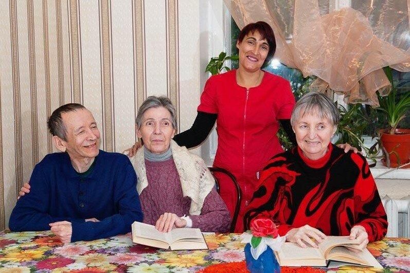 дом инвалидов и престарелых — Ангел хранитель — Санкт-Петербург, фото №6