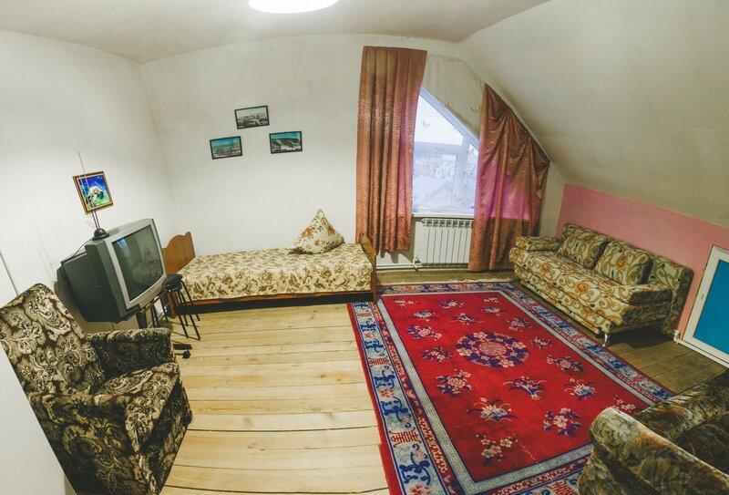 Гостевой дом Рябиновый