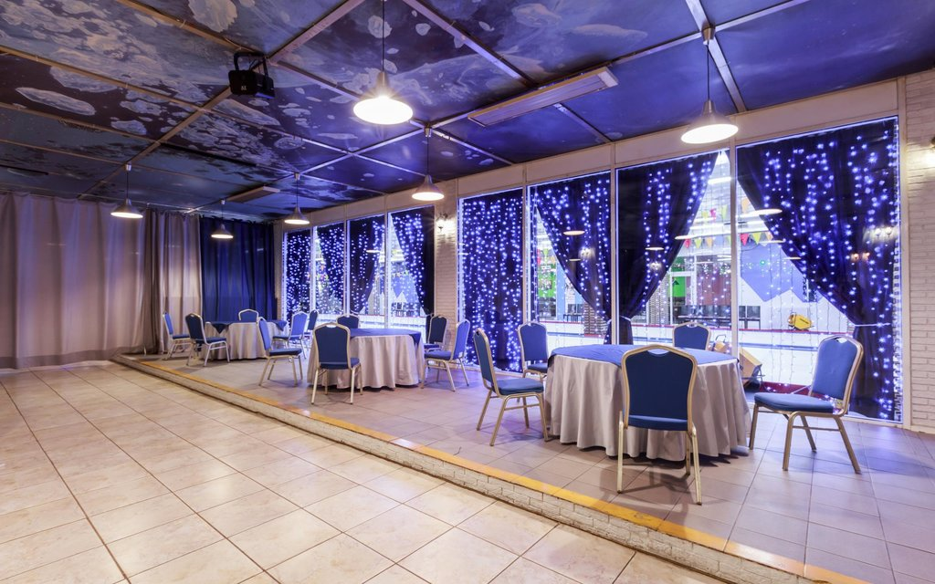 restaurant — Restaurant and curling club Ice Planet — Москва, фото №8
