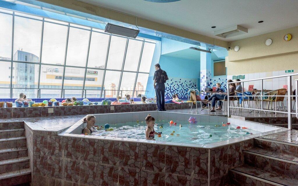 баня — Комендантские бани — Санкт-Петербург, фото №1