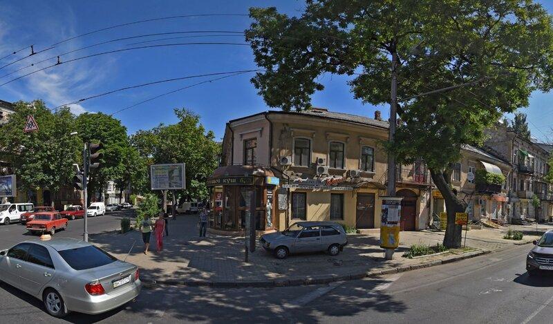 Legrand Apartments Odessa