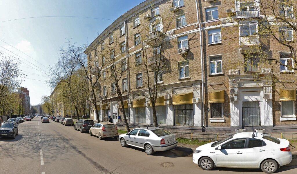 Панорама МФЦ — Центр госуслуг района Филевский Парк — Москва, фото №1