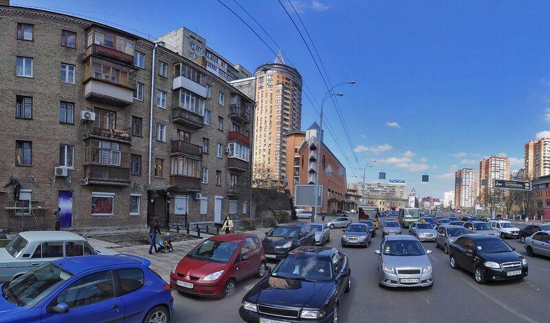 Homestay on Lesi Ukrainky