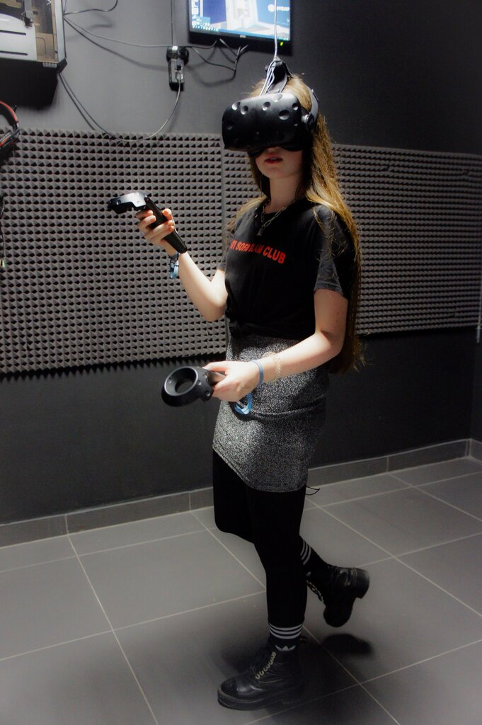 клуб виртуальной реальности — Виртуальная реальность Гравити 17 — Москва, фото №7
