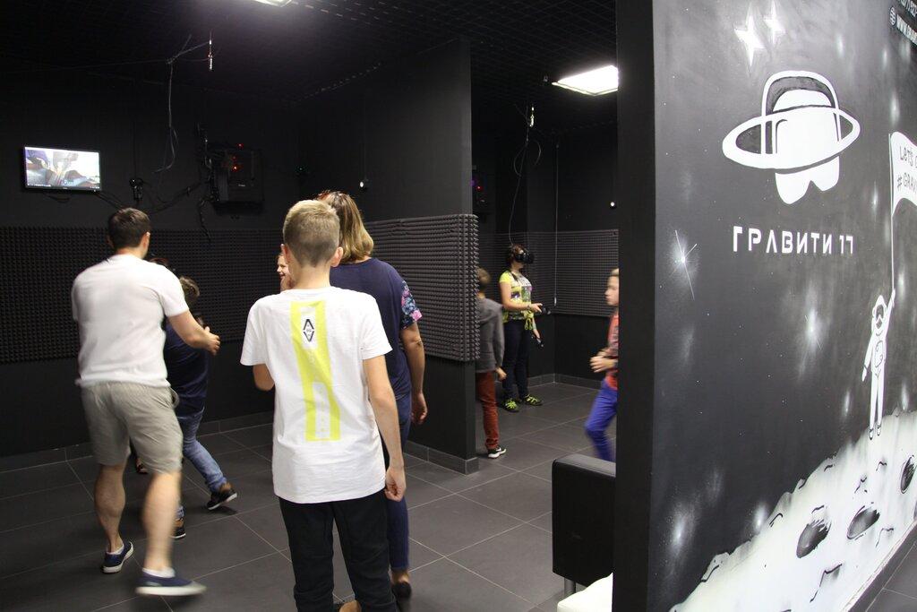 клуб виртуальной реальности — Виртуальная реальность Гравити 17 — Москва, фото №4