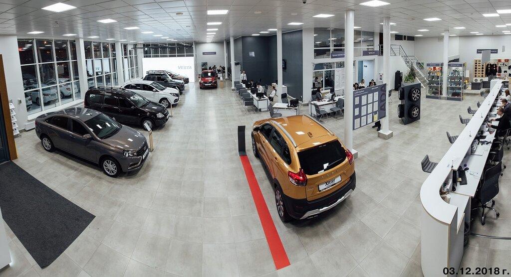 Купить авто в воронежской области в кредит