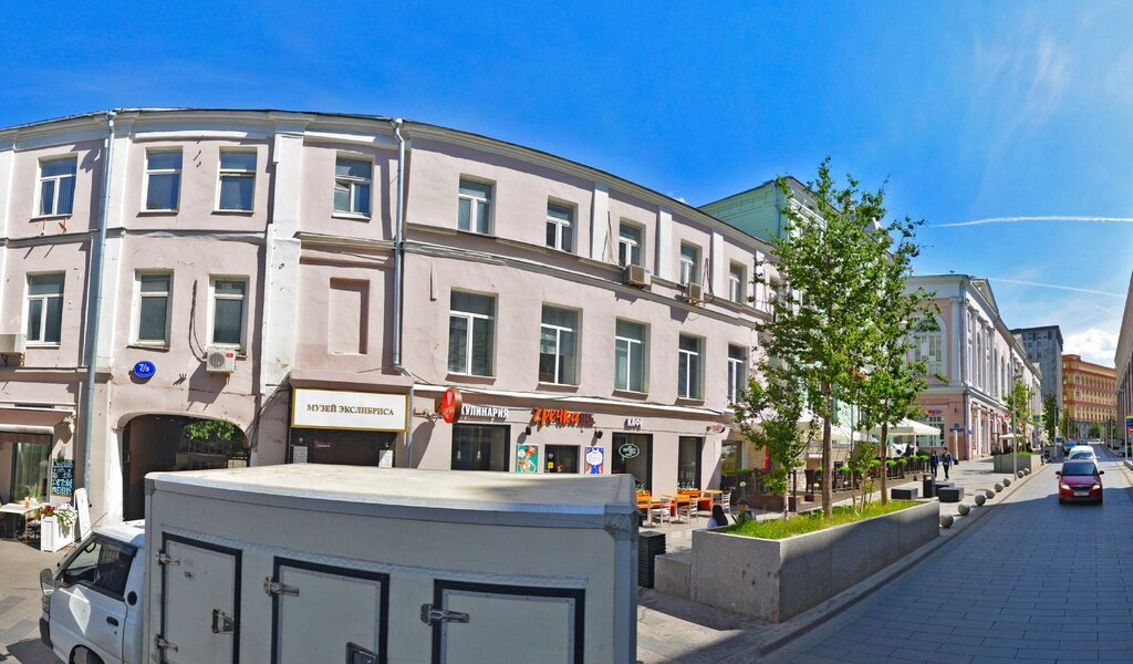 Панорама vape shop — Papiroska. rf — Moscow, фото №1