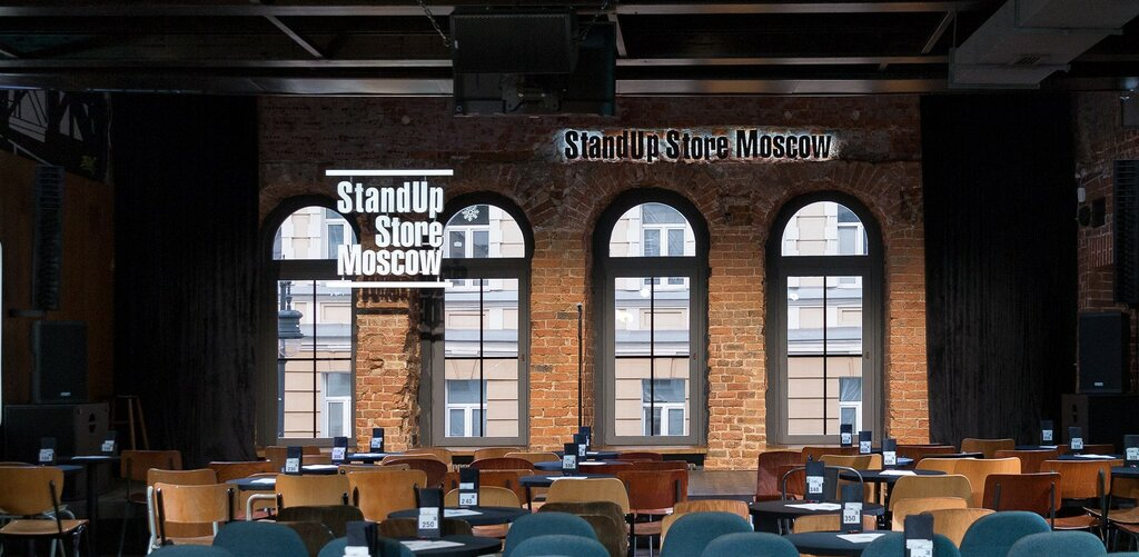 концертный зал — Standup Store — Москва, фото №3