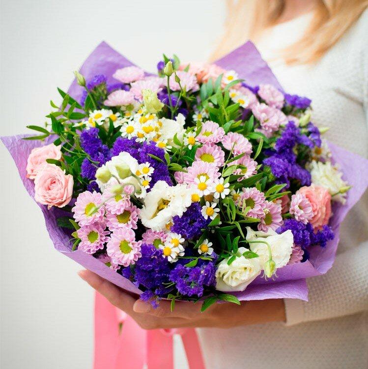Доставка букет цветы