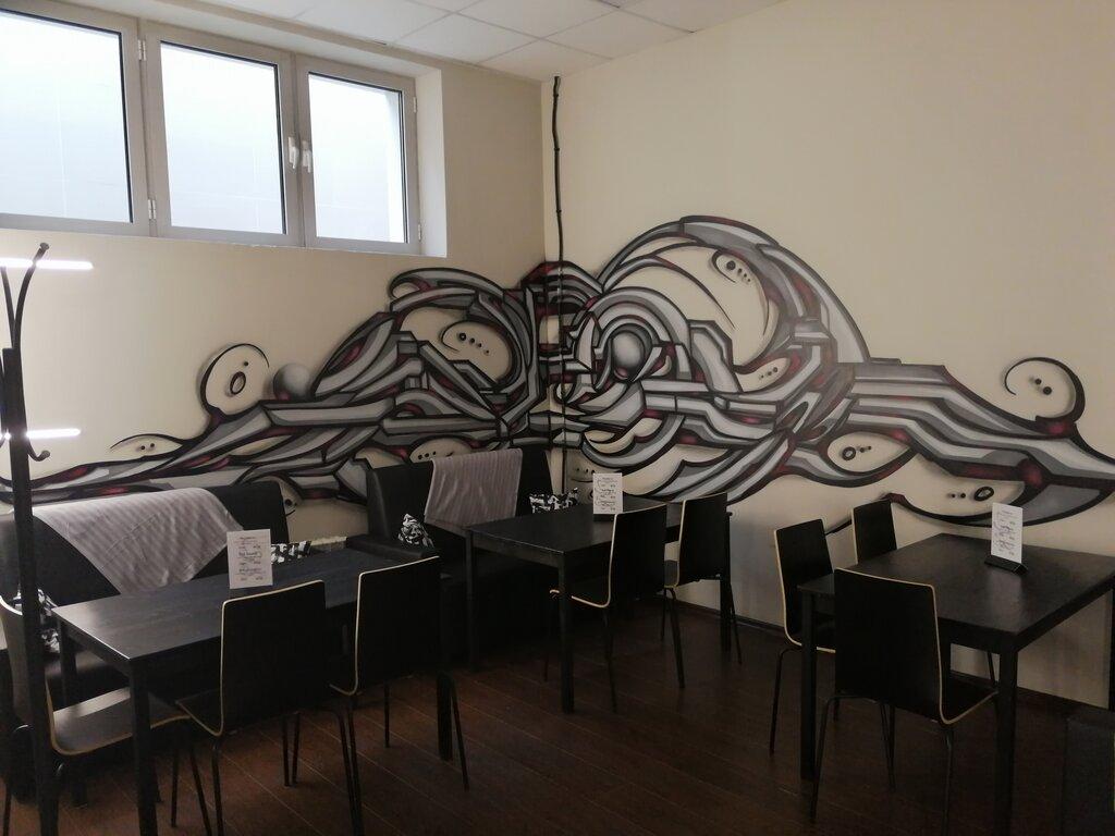 кафе — К. И. Б. С. Фантом — Москва, фото №1