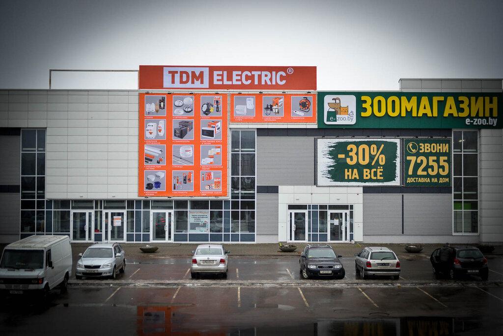 электромонтажные и электроустановочные изделия — ТДМ Электромаркет — Минская область, фото №1
