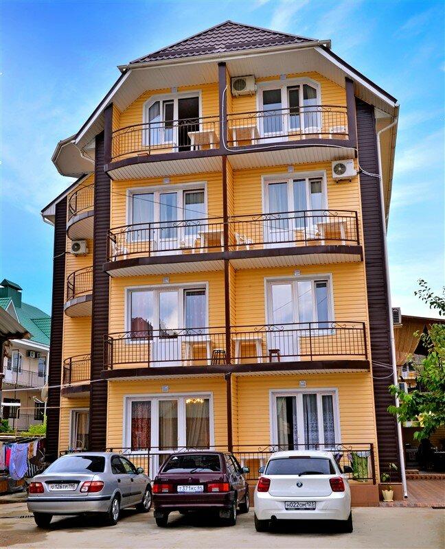 Гостевой дом Петергоф