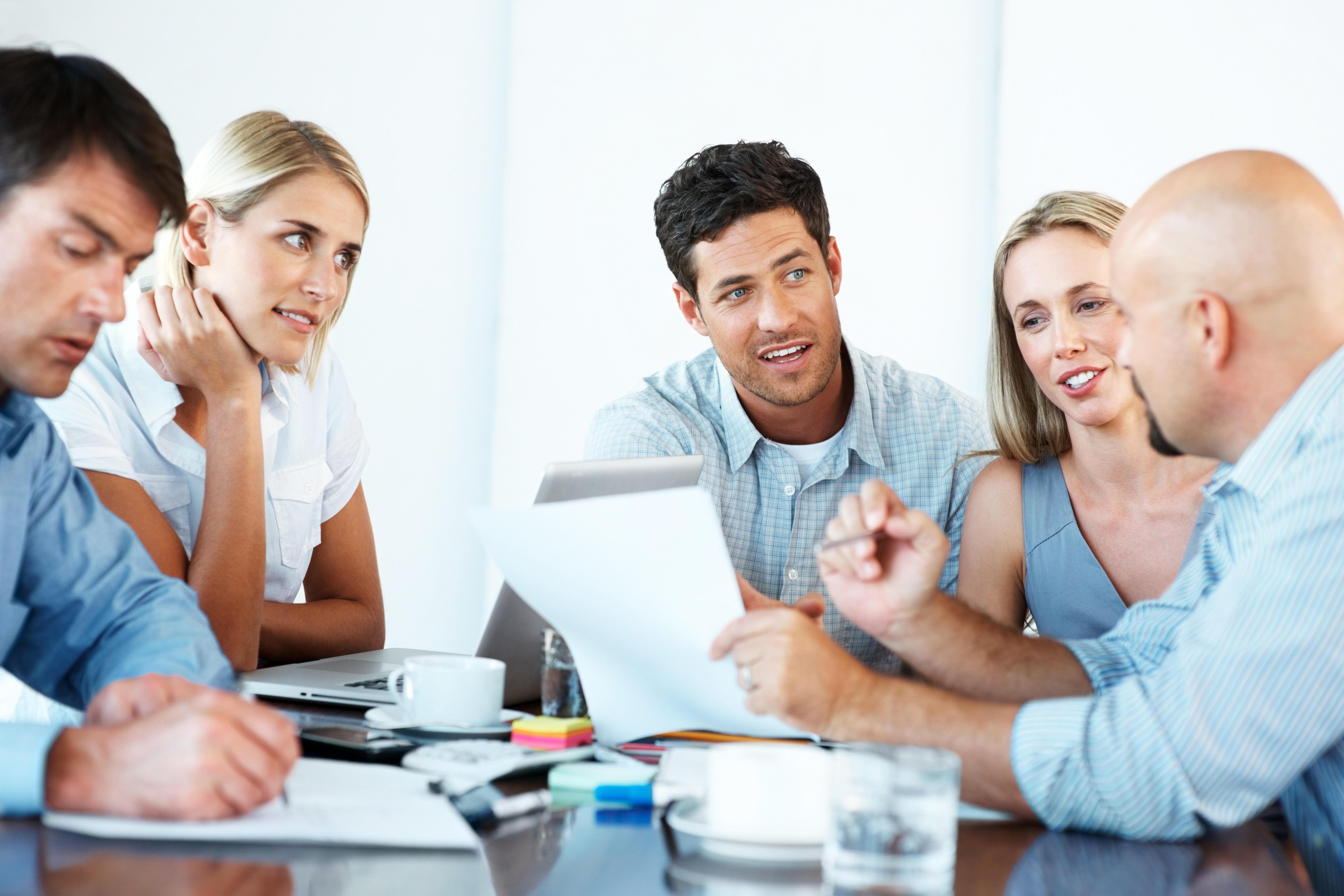 business development professionals working - HD5120×3413