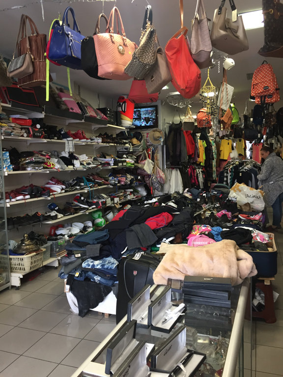 hediyelik eşya mağazaları — Gümrük Avm — Bakırköy, photo 1