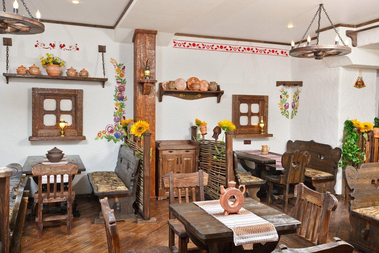 Картинки украинского ресторана