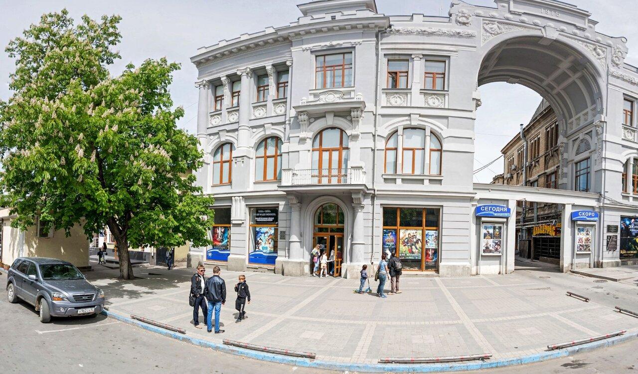 фото улица горького симферополь или пончики глазурью