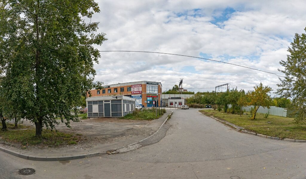 Панорама автосервис, автотехцентр — Франсмоторс — Екатеринбург, фото №1
