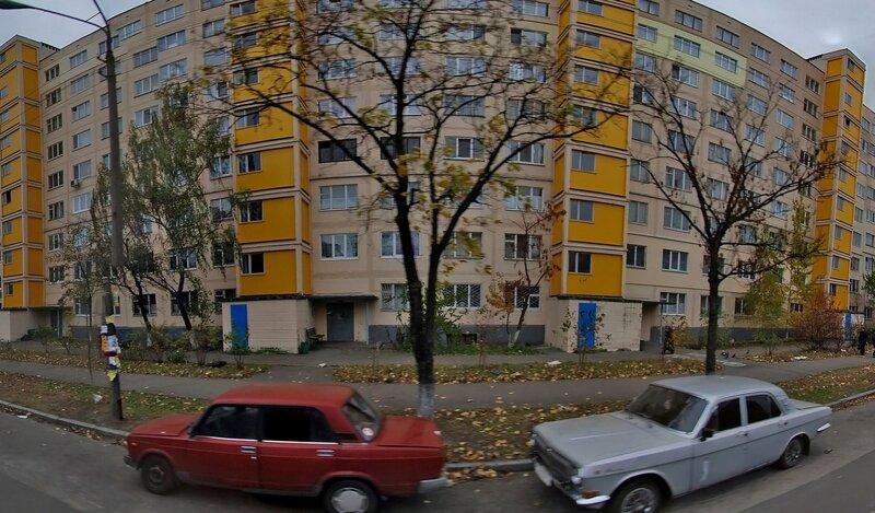 Sholom-Aleykhem Apartment