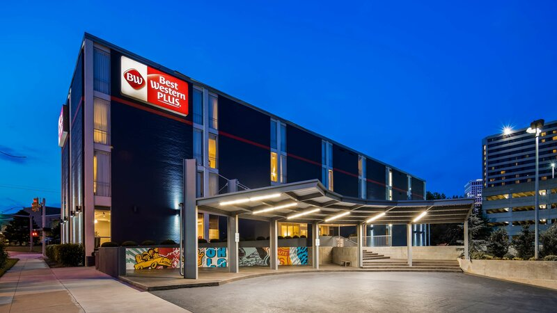 Best Western Plus Downtown Tulsa/Route 66