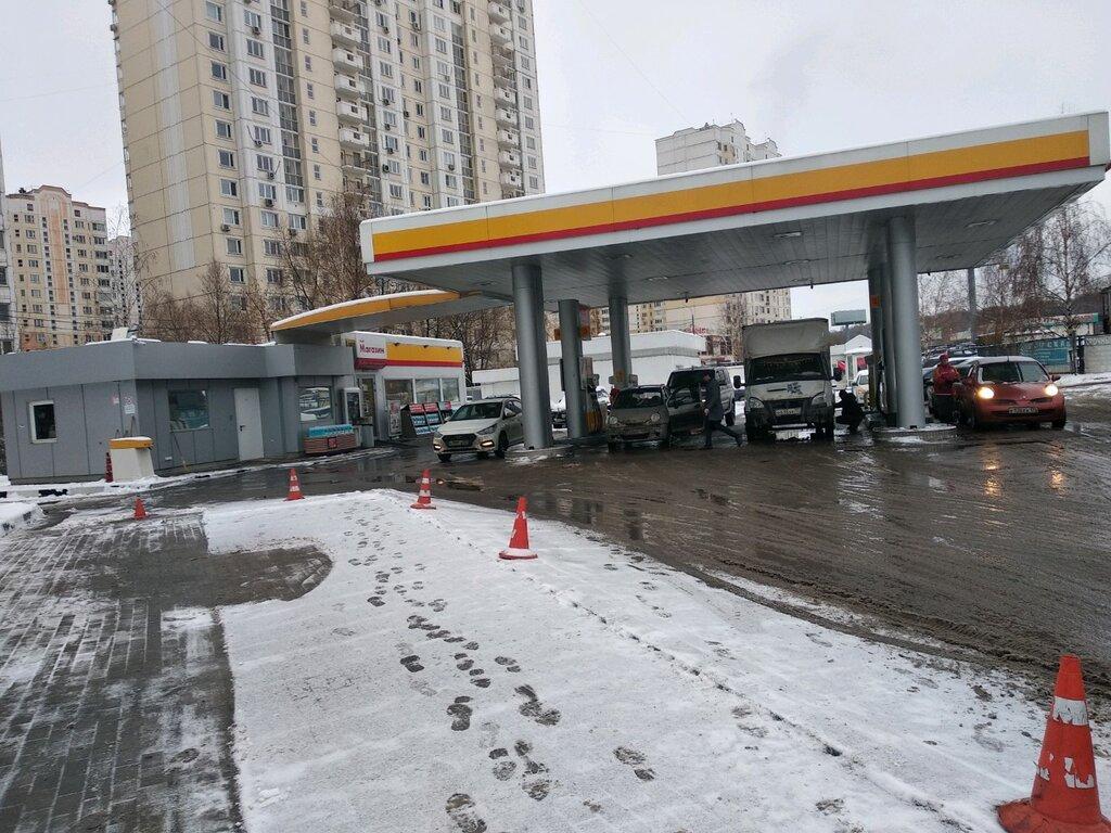 АЗС — Shell — Красногорск, фото №2