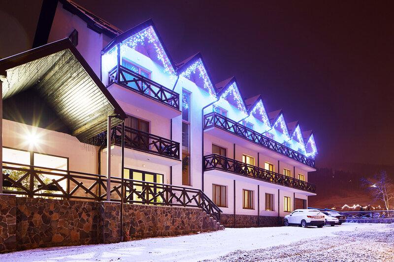 Отель Запорожская Сечь