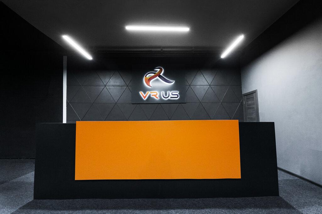 клуб виртуальной реальности — Vr Us — Москва, фото №1