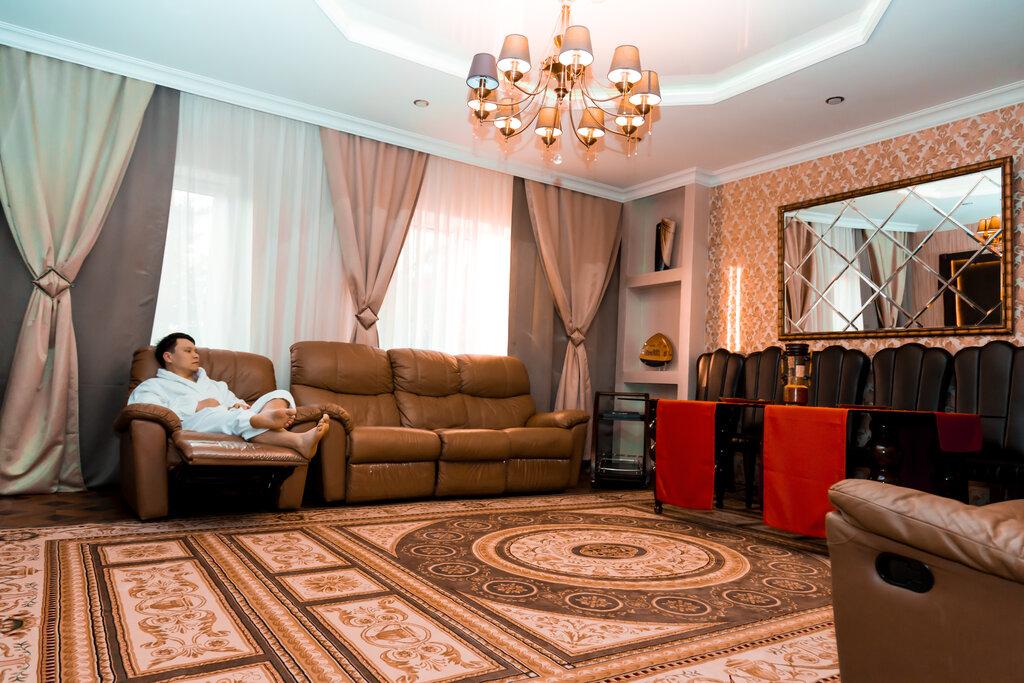 сауна — Сауна на дровах — Нур-Султан (Астана), фото №1