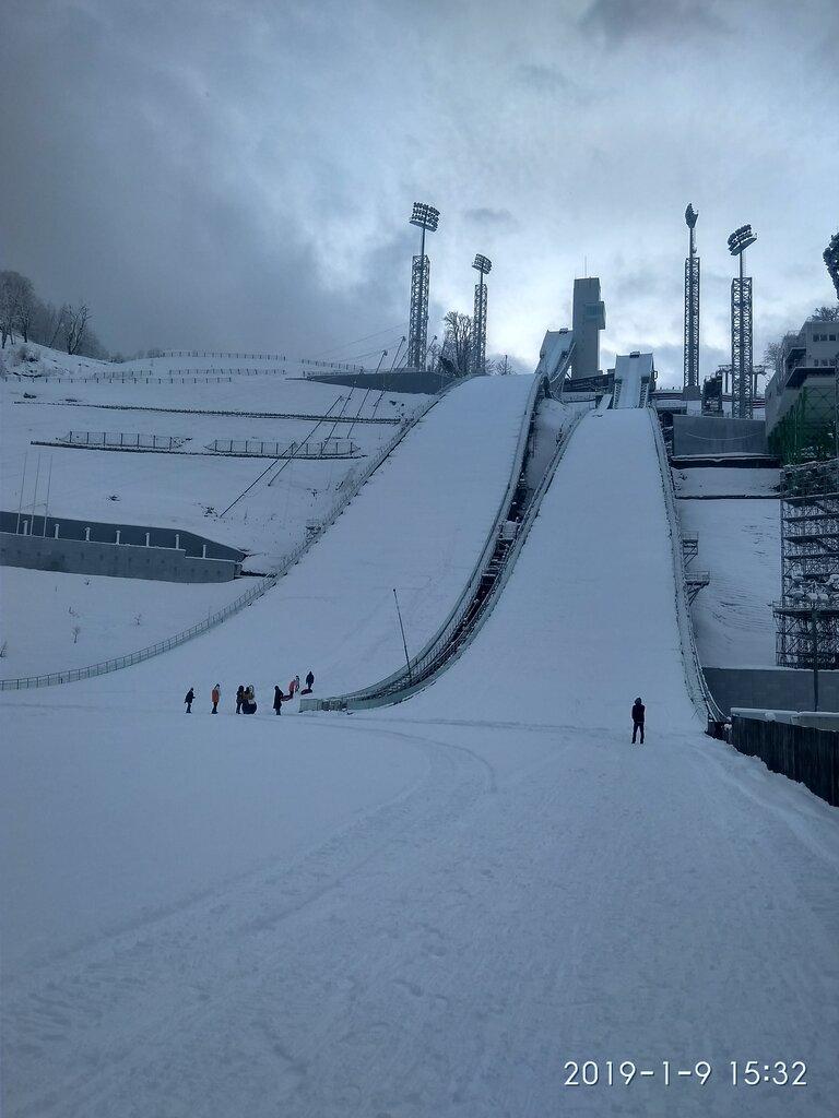 спортивный комплекс — Русские Горки — село Эстосадок, фото №2
